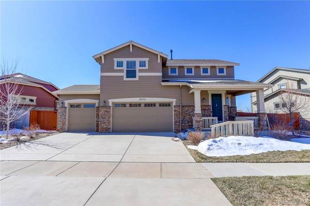 2775 S Lisbon Way, Aurora, CO 80013 (MLS #1848230) :: The Sam Biller Home Team