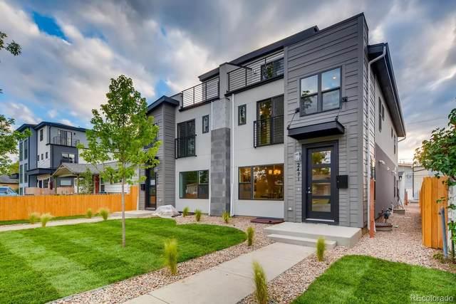 2471 S Cherokee Street, Denver, CO 80223 (MLS #1848450) :: 8z Real Estate