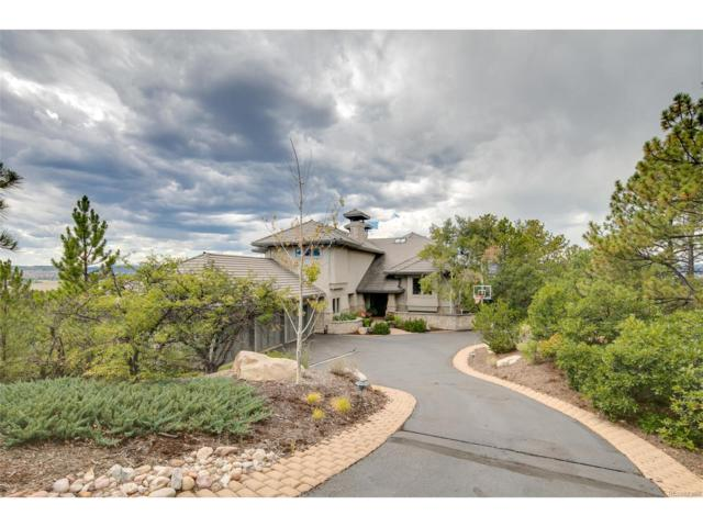 99 Coulter Place, Castle Rock, CO 80108 (#1848545) :: The Peak Properties Group