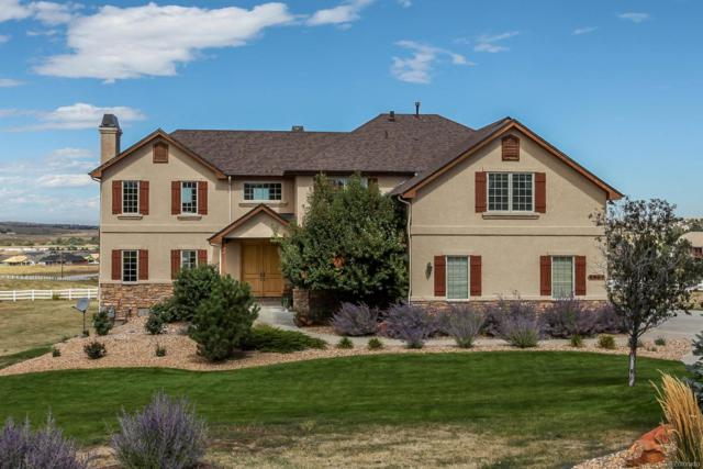 6937 Brookeview Court, Parker, CO 80134 (#1848580) :: The Peak Properties Group