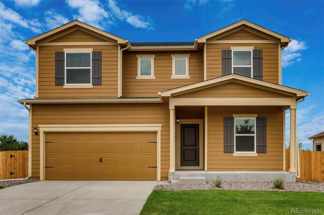 7309 Ellingwood Circle, Frederick, CO 80504 (#1848739) :: The Dixon Group