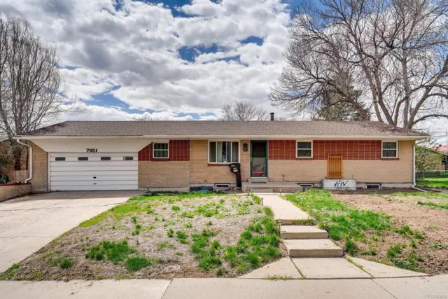 7851 Zenobia Court, Westminster, CO 80030 (#1848783) :: The Healey Group