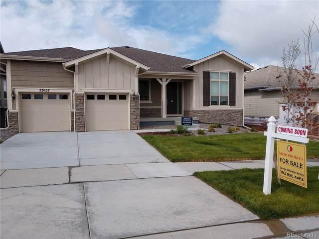 22627 E Ignacio Place, Aurora, CO 80016 (#1849242) :: The Colorado Foothills Team | Berkshire Hathaway Elevated Living Real Estate