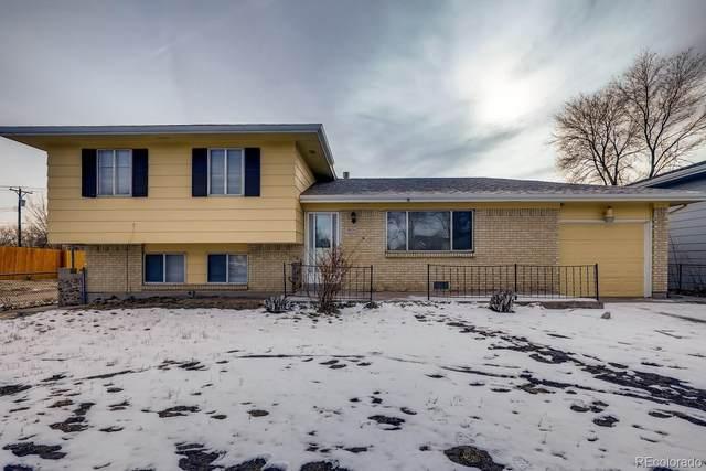 2601 Granada Drive, Colorado Springs, CO 80910 (#1849318) :: The Dixon Group