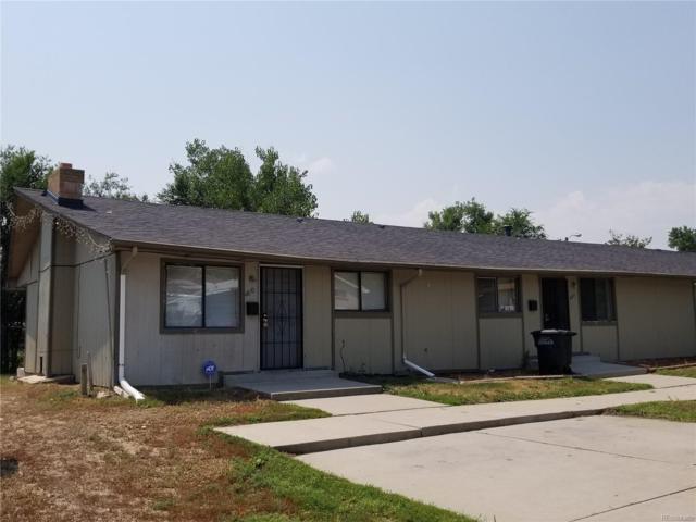 4810-4816 W 8th Avenue, Denver, CO 80204 (MLS #1849624) :: 8z Real Estate