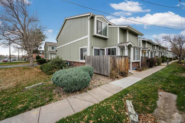 304 W Grand Avenue B, Englewood, CO 80110 (MLS #1850082) :: 8z Real Estate