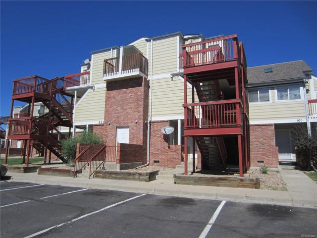 970 S Dawson Way #4, Aurora, CO 80012 (MLS #1850087) :: 8z Real Estate