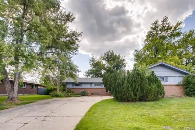 3273 S Florence Court, Denver, CO 80231 (#1850103) :: The HomeSmiths Team - Keller Williams
