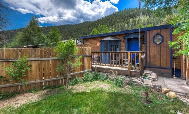 106 27th Place, Idaho Springs, CO 80452 (#1850226) :: Kimberly Austin Properties