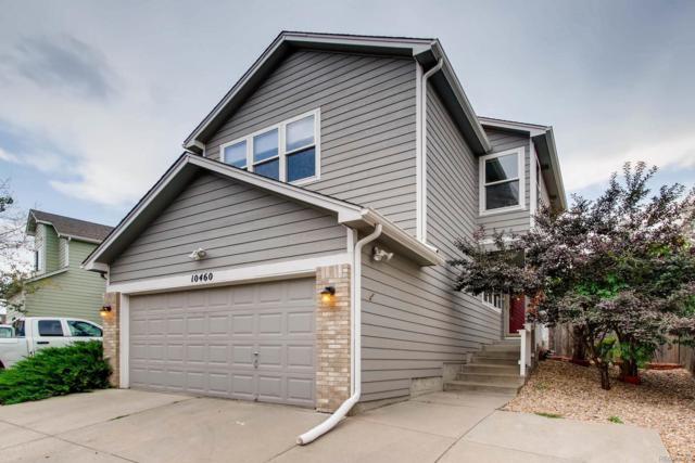 10460 W 83rd Avenue, Arvada, CO 80005 (#1850602) :: The HomeSmiths Team - Keller Williams