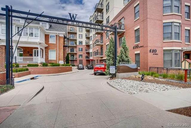 410 Acoma Street #313, Denver, CO 80204 (#1850677) :: Berkshire Hathaway HomeServices Innovative Real Estate