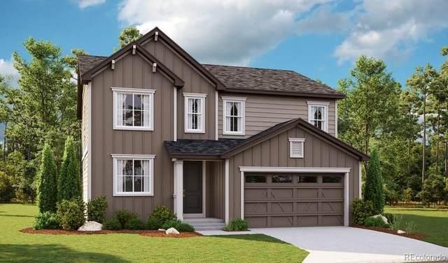1352 Hart Lane, Elizabeth, CO 80107 (#1850695) :: Berkshire Hathaway HomeServices Innovative Real Estate