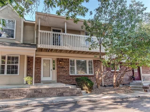7182 E Briarwood Circle 25-4, Centennial, CO 80112 (MLS #1851663) :: 8z Real Estate