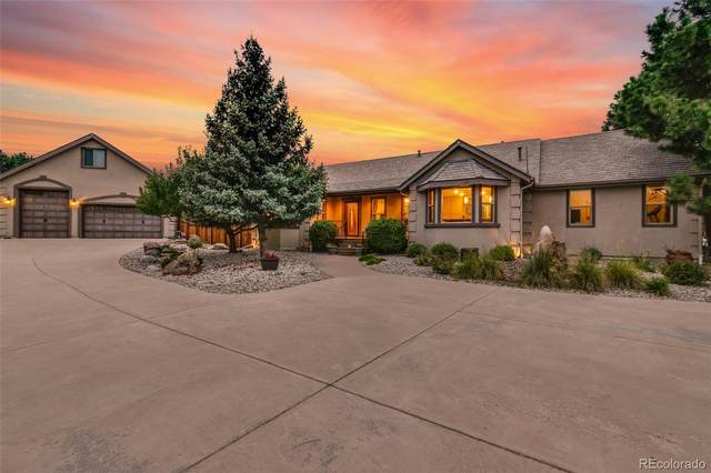 5885 Zinnia Court, Arvada, CO 80004 (#1851717) :: The Colorado Foothills Team | Berkshire Hathaway Elevated Living Real Estate