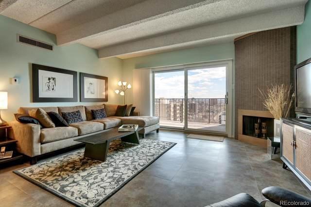 777 Washington Street #1204, Denver, CO 80203 (#1851796) :: Briggs American Properties