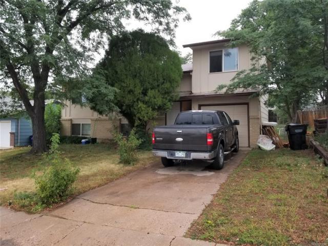 4046 Whittier Drive, Colorado Springs, CO 80910 (MLS #1851827) :: 8z Real Estate