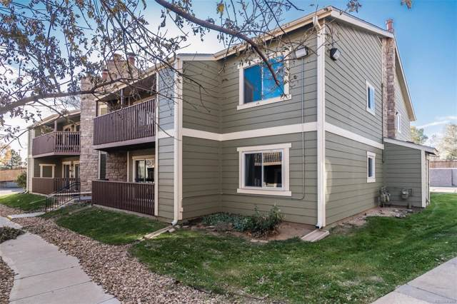 3480 S Eagle Street #101, Aurora, CO 80014 (MLS #1852065) :: Bliss Realty Group