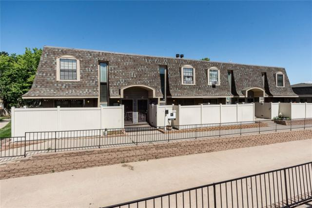 15553 E Wyoming Drive C, Aurora, CO 80017 (#1852327) :: Structure CO Group