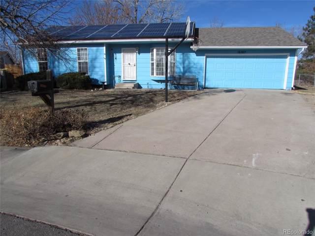16367 E Wyoming Drive, Aurora, CO 80017 (MLS #1852680) :: Keller Williams Realty
