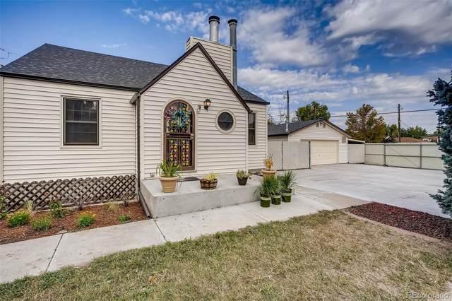 1101 S Dale Court, Denver, CO 80219 (MLS #1852931) :: 8z Real Estate