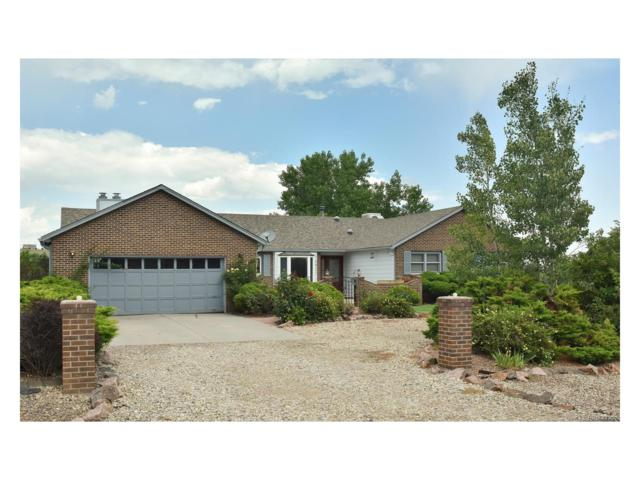 16821 W 74th Avenue, Arvada, CO 80007 (MLS #1853122) :: 8z Real Estate