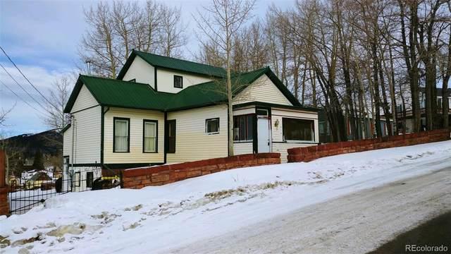 414 E 3rd Street, Leadville, CO 80461 (#1853491) :: HomeSmart