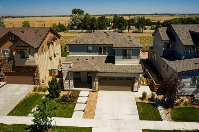 17499 E 111th Place, Commerce City, CO 80022 (MLS #1853800) :: 8z Real Estate