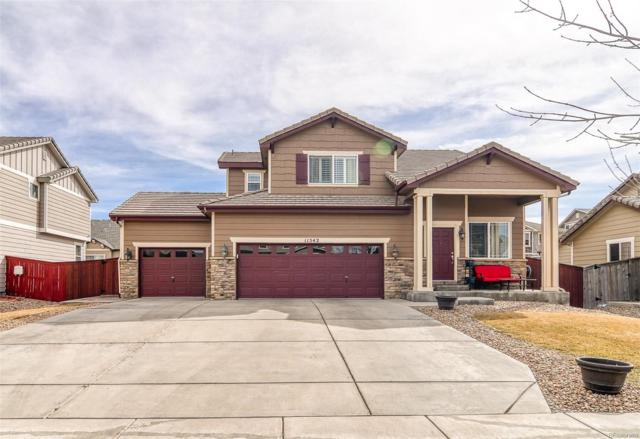 11542 E 118th Place, Commerce City, CO 80640 (#1854819) :: Compass Colorado Realty
