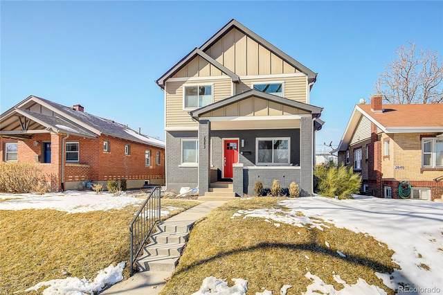 2843 N Milwaukee Street, Denver, CO 80205 (MLS #1855054) :: 8z Real Estate