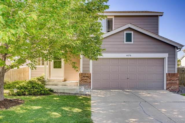 4458 E 94th Place, Thornton, CO 80229 (MLS #1855436) :: 8z Real Estate
