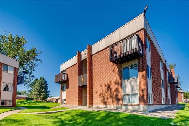 3633 S Sheridan Boulevard #9, Lakewood, CO 80235 (MLS #1855674) :: 8z Real Estate