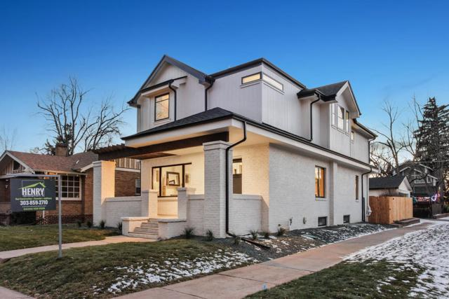 801 S Race Street, Denver, CO 80209 (#1855916) :: Colorado Home Finder Realty
