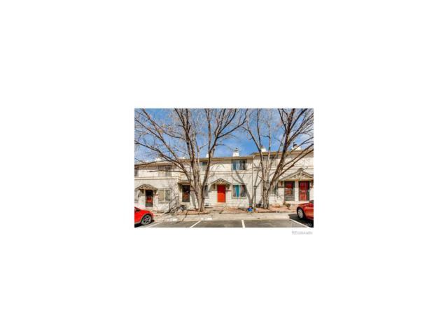 17691 E Loyola Drive A, Aurora, CO 80013 (MLS #1856161) :: 8z Real Estate