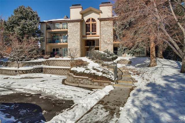 2575 S Syracuse Way L307, Denver, CO 80231 (#1856220) :: Bring Home Denver with Keller Williams Downtown Realty LLC