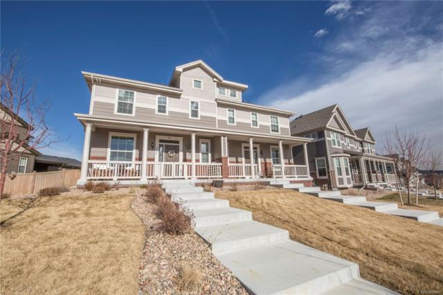 4302 N Meadows Drive, Castle Rock, CO 80109 (#1856316) :: Hometrackr Denver