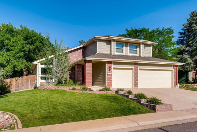 8258 S Jasmine Court, Centennial, CO 80112 (#1856659) :: The Peak Properties Group