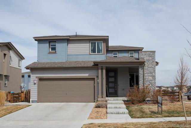 17297 E 108th Place, Commerce City, CO 80022 (#1856713) :: My Home Team