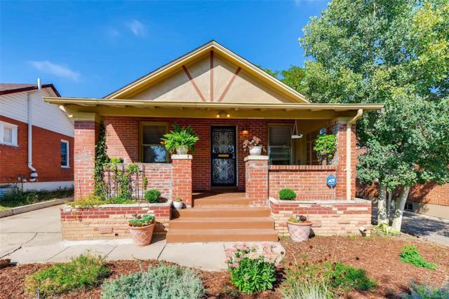 3615 N Garfield Street, Denver, CO 80205 (#1857210) :: The Peak Properties Group