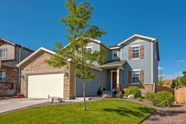 1220 Mcmurdo Circle, Castle Rock, CO 80108 (#1857626) :: The Heyl Group at Keller Williams
