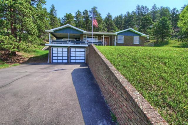 6832 Starlight Drive, Morrison, CO 80465 (#1857692) :: Briggs American Properties
