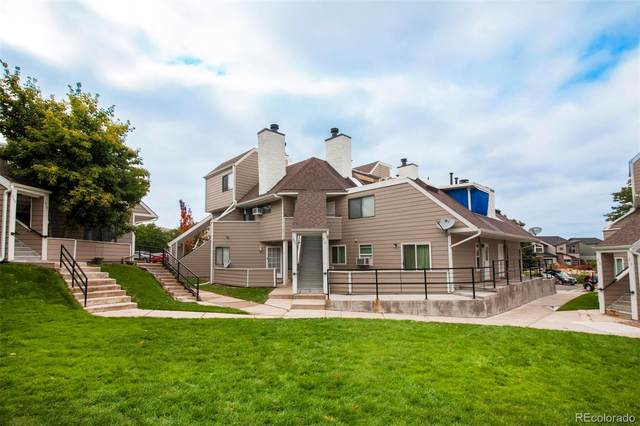 12476 W Nevada Place #209, Lakewood, CO 80228 (#1857879) :: The DeGrood Team
