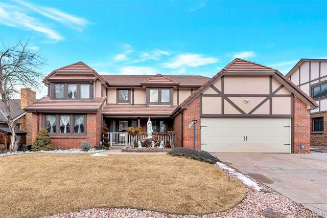 2024 S Gray Drive, Lakewood, CO 80227 (MLS #1858030) :: Keller Williams Realty