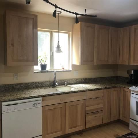 31536 Griffin Drive, Conifer, CO 80433 (MLS #1858100) :: 8z Real Estate