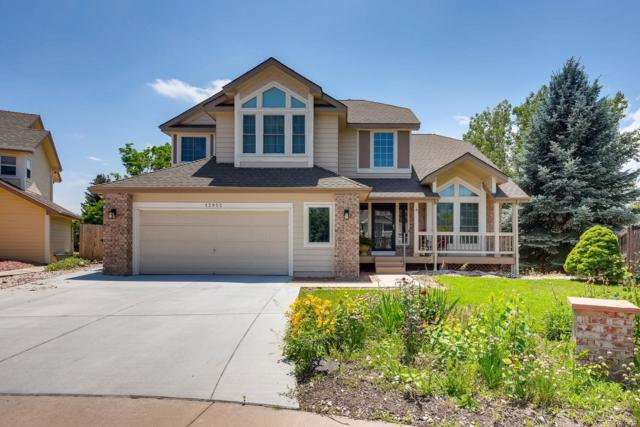 12952 W 61st Circle, Arvada, CO 80004 (#1858246) :: The Heyl Group at Keller Williams