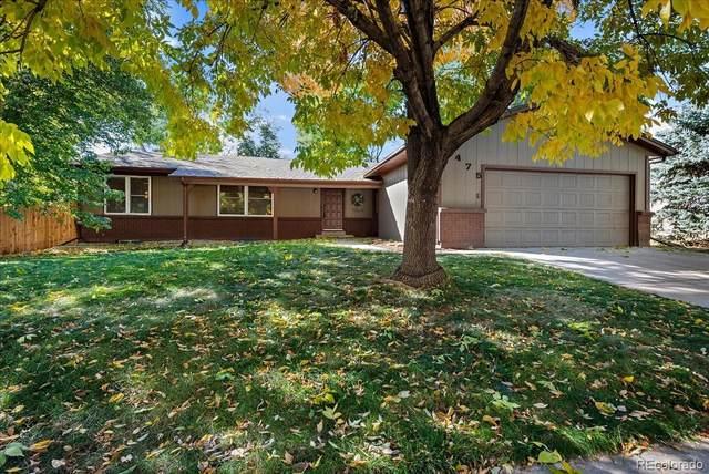 8475 Lamar Drive, Arvada, CO 80003 (#1858586) :: Portenga Properties