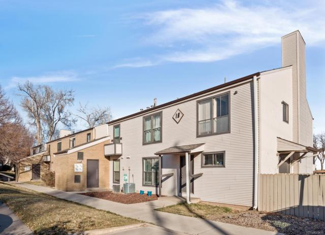 3550 S Harlan Street #248, Denver, CO 80235 (#1858605) :: The Griffith Home Team