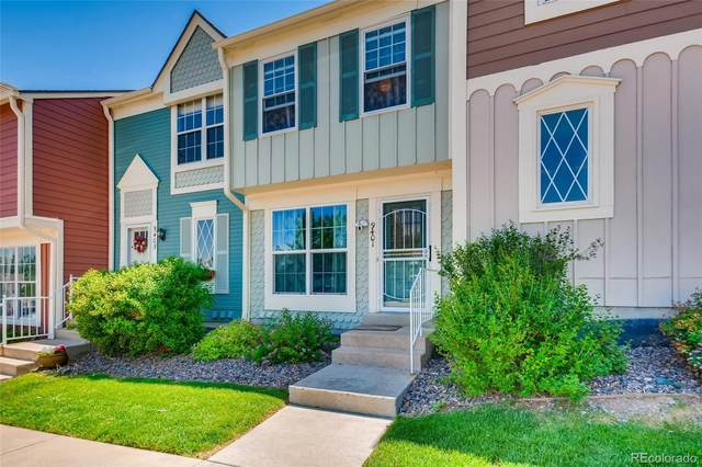 9401 W Ontario Drive, Littleton, CO 80128 (MLS #1858967) :: 8z Real Estate