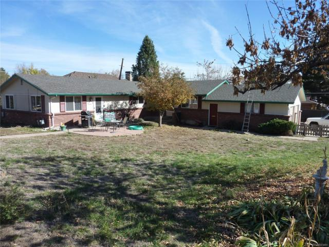 12581 W 12th Place, Golden, CO 80401 (#1858971) :: The Duncan Team
