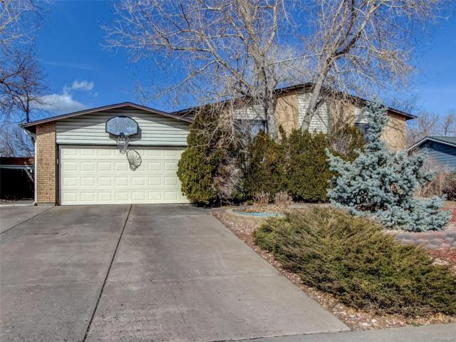 3215 S Granby Way, Aurora, CO 80014 (#1859106) :: The Umphress Group
