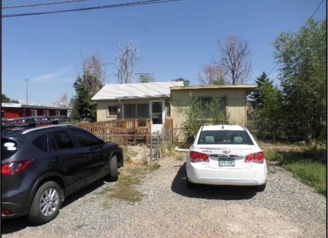 4121 E 71st Avenue, Commerce City, CO 80022 (#1859947) :: Wisdom Real Estate